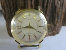 Vintage Hamilton Titan 10k Gold Electric Wrist Watch Cal. 500, Running E2