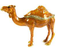 Australian Camel Single Hump Trinket Box or Figurine approx 6.5cm High