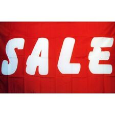 Sale Flag Store Advertising Banner Business Pennant Sign Indoor Outdoor 3x5 Foot