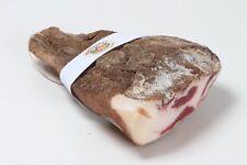 SALUMI  Guanciale, trancio,sotto vuoto,sale pepe,solo suini Italiani, kg 0,700