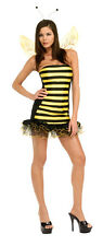 Busy Bee Women Secret Wishes Halloween Costume - Small ( Size 6-10 ) 888528