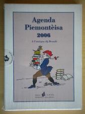 Agenda Piemonteisa 2006 a l'ansegna dij Brandéil punto piemonte diario 815