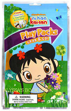 NI HAO KAI LAN ~PLAY PACK -FUN BOOK, CRAYONS & STICKERS~