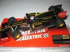 SCALEXTRIC SCX A10079S300   LOTUS RENAULT F1 PETROV  Slot new 1/32