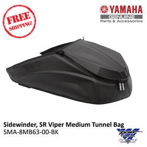 Yamaha Medium Tunnel Bag Sidewinder SR Viper RTX LTX XTX BTX MTX SMA-8MB63-00-BK