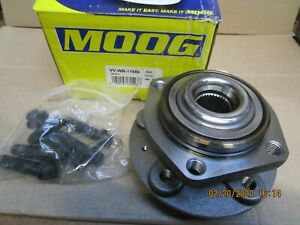 VOLVO  V 70  FRONT  WHEEL BEARING KIT MOOG VV WB 11686 X 1