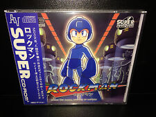 ROCKMAN - PC Engine / Turbo Duo / Turbografx *NEW & SEALED*