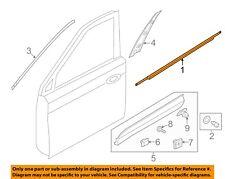 822102W000 Hyundai Wstrip assyfr dr belt os lh 822102W000