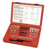 A&E Inc 971 Fractional Sae And Metric Thread Restorer 48-piece Kit