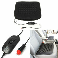 12V Car Seat Heater Cushion Cover Pad Mat Quick Warming Heat Black With Swich
