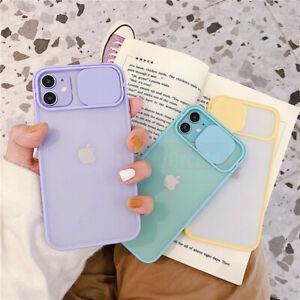 LENS SCREEN PROTECTOR Case For iPhone 11, 12 Pro Max Mini Bumper Silicone Cover