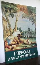Renzo Chiarelli I Tiepolo a Villa Valmarana  Scode 1980