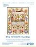 The Wisdom Sampler Vermillion Stitchery Cross Stitch Pattern 512