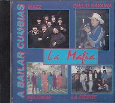 Mazz Emilio Navaira Xelencia La Fiebre La Mafia A Bailar Cumbias CD New Sealed