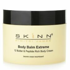 SKINN Cosmetics Body Balm Extreme Cream w/ 12 Butter & Peptide 4 oz NEW SEALED