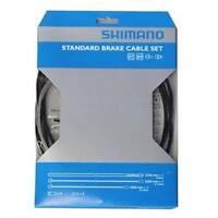 Shimano MTB/Road Standard Brake Cable Set Galvanized Steel Black Y80098022