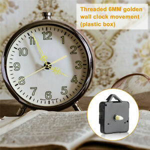 Silent Small Quartz Wall Clock Movement Mechanism Repair Tool Assembly Parts