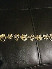 Womens bracelets gold