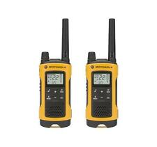 Motorola Talkabout T400 FRS/GMRS Two-Way Radios - Yellow