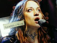 Fiona Apple Signed Autograph COA Proof b