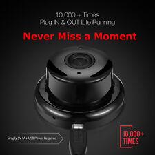 Smart Home Security IP Camera Wireless Mini WIFI Night Vision IR 2.8mm 960P Wide