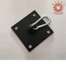 & Halterung Deckenhalter für Hängematte mit Befestigungsmaterial 0076