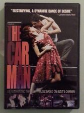 adventures in motion pictures production of matthew bourne's THE CAR MAN  DVD