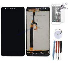ECRAN LCD + VITRE TACTILE BLOC COMPLET ASSEMBLE POUR HTC DESIRE 825 NOIR + VERRE