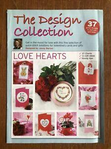 Love / Wedding Themed Mini Cross Stitch Charts x 37 **from a magazine**