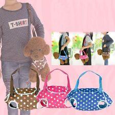 New listing Portable Pet Carrier Dot Bag Dog Carrier Oxford Sling Bag Travel Puppy Handbag