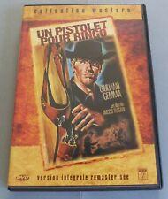 DVD PAL FILM WESTERN UN PISTOLET POUR RINGO VERSION INTEGRALE REMASTERISEE