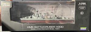 Forces of Valor HMS Battlecruiser Hood Denmark Strait 1941 86009 1/700 NEW