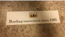Lot Of 10 STICKER Beer: BELL'S Brewery  ~ Galesburg, MICHIGAN , Est 1985