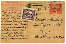 Briefmarken aus Österreich (1867-1918) mit Bedarfsbrief-Erhaltungszustand Ungarn