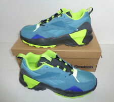 Reebok Classic New Ladies Aztrek Turquoise Trainers Shoes Womens RRP £75 Size 7