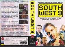 South West 9, Wil Johnson Video Promo Sample Sleeve/Cover #10650