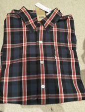32c282d7b6 Levis SUPIMA Navy Check Long Sleeve Shirts. Navy Check Shirts. RRP £55