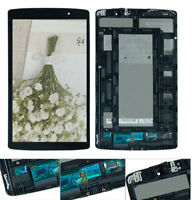 LIT LCD Display Screen Touch Digitizer Assembly For LG VK815 G Pad X 8.3 LTE