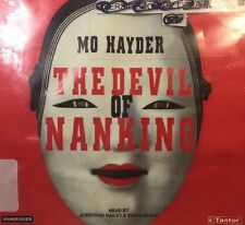 Mo Hayder The Devil of Nanking   2005, Library Edition 10 CDS 12.5 Hours