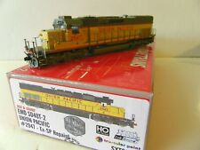 SCALE TRAINS RIVET COUNTER UP SD40T-2, DCC AND SOUND