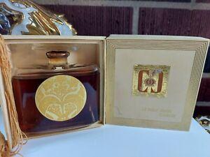 Caron Tabac Blond 4.01oz - 133ml Parfum Extrait Flacon Extremely #66 RARE 1919