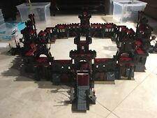 Lego 8877 CUSTOM MEGA VLADEK'S DARK FORTRESS Knights Kingdom Castle