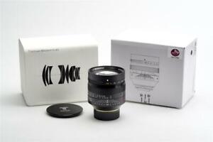 TTArtisan 0.95/50mm ASPH. Black f. Leitz Leica M