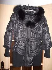 Winter Jacke für Frauen von PORLE, 100% Down, Gr. 36 - 38 (12) 2 in 1