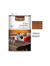 CIRE ANTIQUAIRE LIQUIDE BOIS MEUBLE PARQUET CHENE MOYEN 0.5L STARWAX 77
