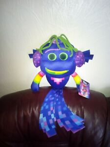 TROLLS WORLD TOUR KING TROLLEX BRAND NEW WITH TAGS