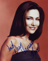 VANESSA MARCIL SIGNED AUTOGRAPHED 8x10 PHOTO GENERAL HOSPITAL 90210 BECKETT BAS