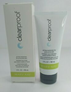 New Retired Mary Kay Clear Proof Clarifying Cleansing Gel Acne Fast Free Ship