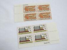 MINT US Postal Service Progress in Electronics 6 cent Stamp Sheet FREE SHIP