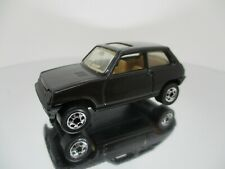 HOT WHEELS MADE IN FRANCE 1980 RENAULT 5 LE CAR BLACKWALL MINT CONDITION VOIR !!